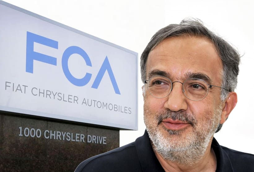 chi sergio marchionne top manager fca